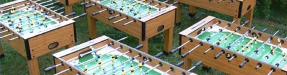 8. Eisberger Tisch-Kicker Meisterschaft