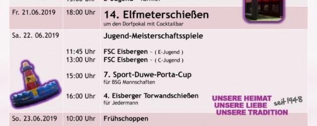 Sportwerbewoche 2019!