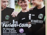 Hannover 96 Fußballcamp