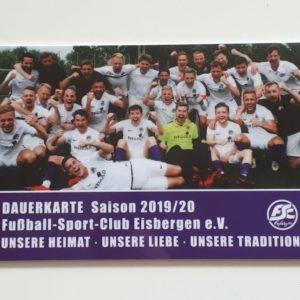 Dauerkarte für die Bezirksliga 2019/20